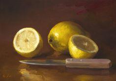 Gondouin Jean-Christophe, les citrons