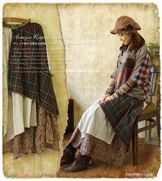 Plaid Assymetrical Boho Skirt. 37.46 on AliExpress