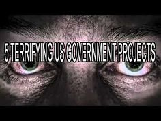 5 Terrifying US Government Projects   The Fortean Slip