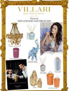 VILLARI: new colors and trend 2013