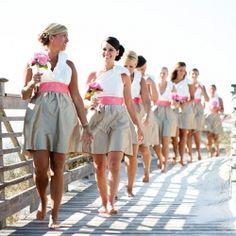 skirt bridesmaids - Google Search