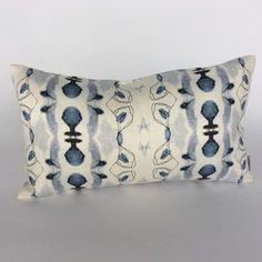 Tie Dye Pillow - LONG - CONTRAST @Glass House - Salt Lake City County, UT