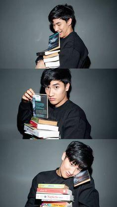 Funny Iphone Wallpaper, Boys Wallpaper, Yuri, Dream Boy, Thai Drama, Book Boyfriends, Cute Actors, Drama Film, To My Future Husband