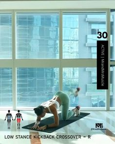 Fitness Workouts, Full Body Hiit Workout, Gym Workout Videos, Gym Workout For Beginners, Fitness Workout For Women, Ab Workout At Home, Body Fitness, Butt Workout, At Home Workouts