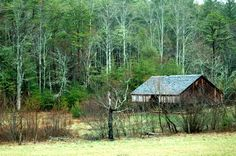 Barn in Cades Cove