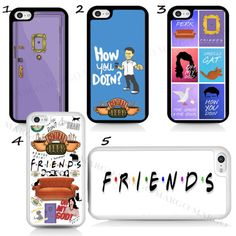 Friends-TV-Show-Series-Sitcom-Monica-Phone-Case-Cover-For-iPhone-iPod-Samsung