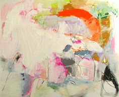 """Saatchi Online Artist: Mary Ann Wakeley; Mixed Media, Painting """"Untitled"""""""