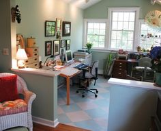 Keeping Up With Mrs. Smith | Subfloor Painting Ideas | http://keepingupwithmrssmith.com