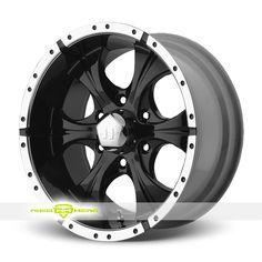 Helo HE791 Black Wheels For Sale- For more info: http://www.wheelhero.com/customwheels/Helo/HE791-Black