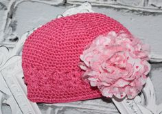 SALE Boutique Baby Girls Pink  Hearts by CamdynReeseHeadbands, $8.40