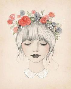 Pinning: my favourite fashion illustrations | Sarah Betty