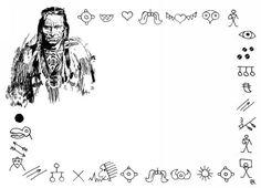 Diplom - indián náčelník se znaky Indiana, Ideas, Indian Theme, School, Thoughts