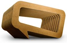 Creative Cardboard Furniture Ideas
