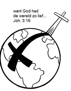 God So Loved The World (Activity Sheet) Activity sheets