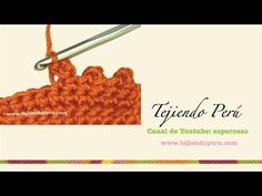 Crochet: cómo tejer el punto picot o piquito cerrado - YouTube Knitting Videos, Crochet Videos, Picot Crochet, Amigurumi Tutorial, Clutch Bag, Diy And Crafts, India, Google, Seersucker