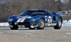 1964 Ford GT40 GT/104 prototype to be offered at Mecum Auctions classic collector car sale in Houston on April 10 - 12 - Autoweek