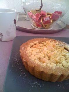 Veganpassion: Apfel-Vanille-Törtchen