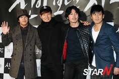 Jang Hyuk will join his real-life best friends Cha Tae Hyun and Kim Jong Kook for a cameo on Producer