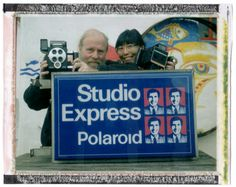 VINTAGE POLAROID STUDIO EXPRESS CAMERAS FOR SALE .. Polaroid Madness, Ireland