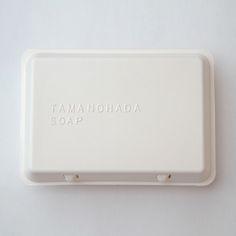 TAMANOHADA #GIFT SET 6 fragrances #packaging #Japan