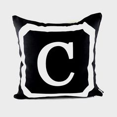 Like and Share if you want this  Decorative Initial Letter Throw Pillow Case     Tag a friend who would love this!     FREE Shipping Worldwide     Buy one here---> https://www.cancoot.com/decorative-initial-letter-throw-pillow-case/