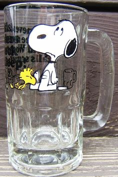 Check out Snoopy Woodstock It Never Fails Three Root Beers Woodstock Falls Asleep Mug 1965  http://www.ebay.com/itm/Snoopy-Woodstock-It-Never-Fails-Three-Root-Beers-Woodstock-Falls-Asleep-Mug-1965-/151839363372?roken=cUgayN&soutkn=zFqpF2 via @eBay