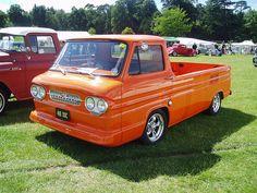 1960s Corvair(?) van/truck