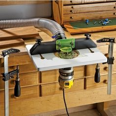 603 best router images on pinterest tools woodworking plans and dewalt dwp611pk compact router with trim router table and dust port keyboard keysfo Choice Image