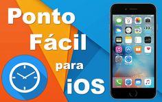 Ajude a desenvolver a versão para iOS do aplicativo Ponto Fácil