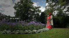 Fun-Filled West Midlands Sikh Wedding Ceremony