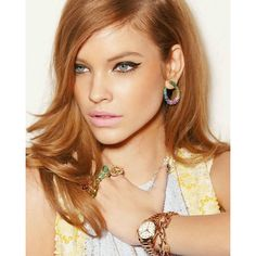 Absolutely my summer hair color!!!!Barbara Palvin by Thomas Schenk for Vogue Germany April 2012 Barbara Palvin