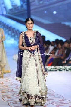 Asifa & Nabeel Bridal & Groom Wear Collection 2014 at PBCW (16)