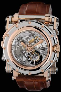 Manufacture Royale Opera Time-Piece Watch