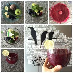 Dos Ideas para Batidos de Frutas y Verduras -
