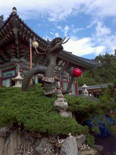 해동용궁사 (海東龍宮寺) (Haedong Yonggungsa Temple) in 부산광역시