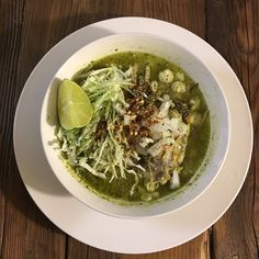 How to Make Green Chile Chicken Posole