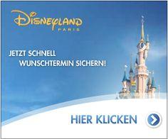 #Disneyland Paris bis zu 20% SPAREN + Abendessen INKLUSIVE für die Dauer Ihres Aufenthalts + Kinder unter 7 INKLUSIVE*