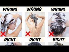 This tutorial is about the common mistakes we make while washing our hair. Learn how to Wash your Properly and professionally to make your hair healthy ,Hair Long and Hair strong. it is a hair care tips. In this post I have given complete guidance of what How To Grow Your Hair Faster, Make Hair Grow, Grow Long Hair, How To Make Hair, Growing Long Hair Faster, Grow Thicker Hair, Tips To Grow Hair, Longer Thicker Hair, How To Style Hair