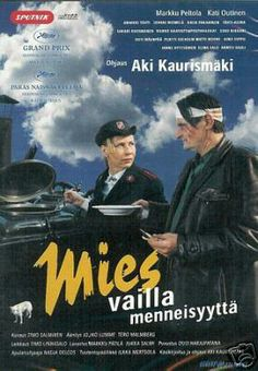 The Man Without a Past Written, produced and directed by Aki Kaurismäki, The Man Without a Past is a 2002 Finnish comedy drama starring Markku Peltola,. Foreign Movies, Drama, Star Wars, Love Movie, Past Life, Documentary Film, Streaming Movies, Great Movies, Film Movie