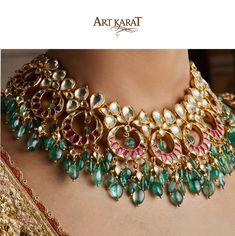 Indian Wedding Jewelry, Indian Jewelry, Bridal Jewelry, Gold Jewellery, Amrapali Jewellery, Mughal Jewelry, Silver Jewelry, Handmade Jewellery, Diamond Jewelry
