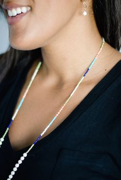 White Magic Necklace. pepperandgrey.com #pepperandgrey