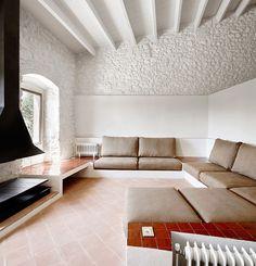 Arquitectura G - Rehabilitacion Masia Emporda