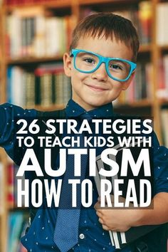 10 Literacy Activities for Kids with Autism | Attention parents & special education teachers! This collection of teaching strategies & fun reading activities is designed to help struggling readers learn their letters & sight words, develop their fine motor skills, teach WH questions, develop decoding strategies, & help with learning reading comprehension at home & in the classroom. #autism #ASD #specialneeds #specialeducation #literacy #sightwords #strugglingreader #decodingstrategies