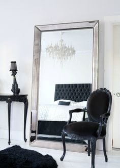 Strictly-Studded-Floor-Mirror-French-Bedroom-Company[1]