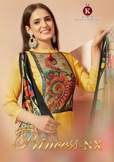 Price Per Piece :- + (GST Minimum Order :- 10 Pcs Full Set Price :- + (GST Top :- Jam satin print with digital print neck and patti Bottom :- Solid cotton dyed Dupatta :- Chinnon chiffon with digtal print Latest Salwar Kameez, Cotton Salwar Kameez, Suit Fashion, Fashion Dresses, Suits Series, Salwar Suits Party Wear, Trendy Sarees, Suit Fabric, Latest Sarees