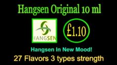 Hangsen e liquid pioneer manufacturer in China. Hangsen produces the world finest e liquid, e juice, vapor liquid. Crown Mart Group is a stockets of Hangsen products. CMG,  e liquid wholesslers and exporters. We provide cheap e liquid prices worldwide.