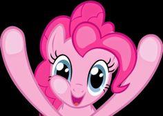 Curviously Jen Wilson: Pinkie Pie!
