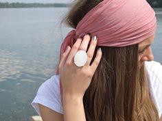 Headscarves.
