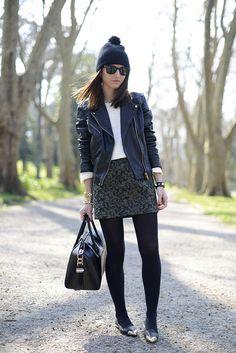 Alexandra, the forgotten skirt.