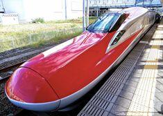 秋田新幹線 スーパ ーこまち E6系, E6 Shinkansen, Japan | Flickr - Photo Sharing!